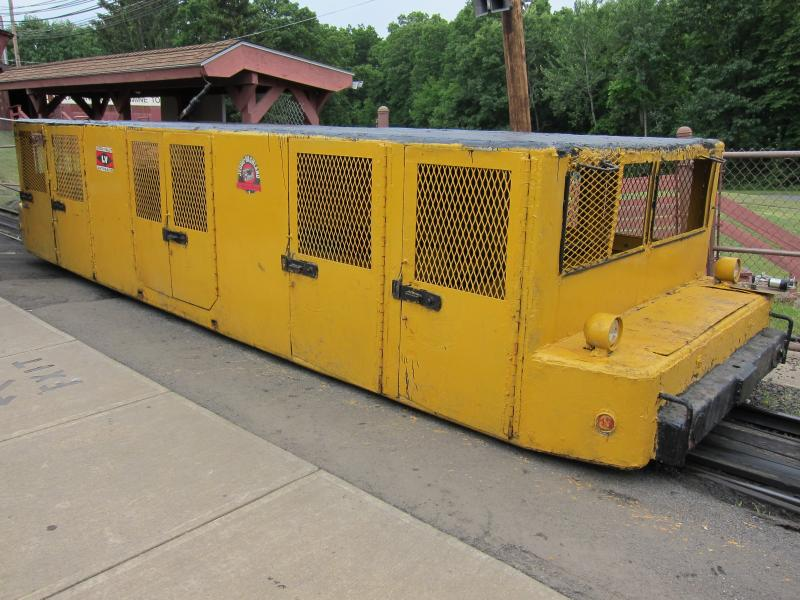 Lackawana Coal Mine Cable Car
