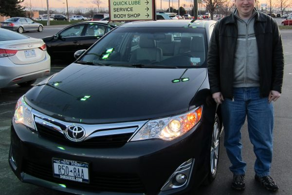 My 2012 Toyota Camry is a Lemon and Toyota Won't Help